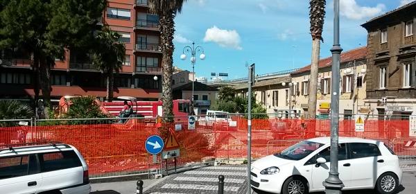 Lavori a Pescara