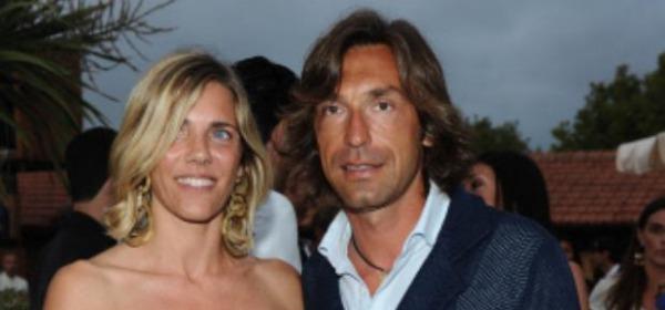 Andrea Pirlo e Deborah Roversi separazione ufficiale