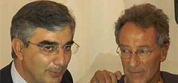 Luciano D'Alfonso e Giovanni Lolli