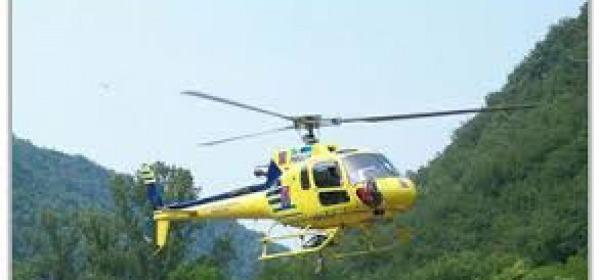 Elicottero della Protezione Civile