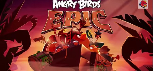 """Angry Birds """"Epic"""""""