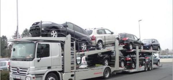 Traffico illecito auto Italia - Bulgaria