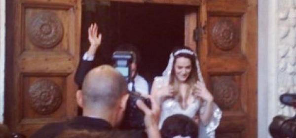 Matrimonio Marco Bocci e Laura Chiatti