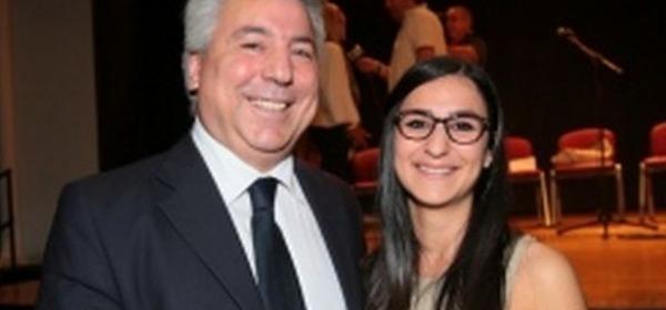 Gianni e Veronica Teodoro