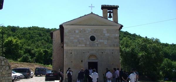 Chiesa San Massimo Opi di Fagnano Alto