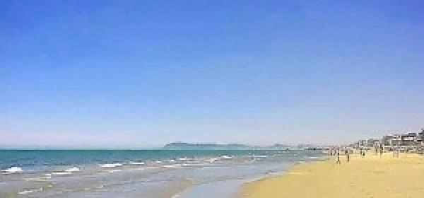 Spiaggia libera di Alba Adriatica