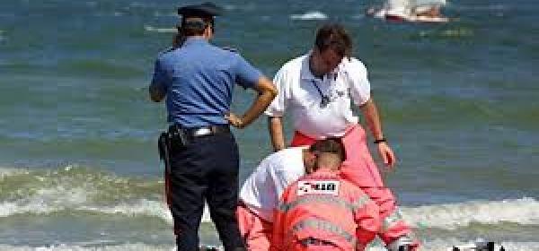 soccorsi in spiaggia