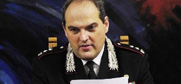 Il colonnello Giuseppe Donnarumma