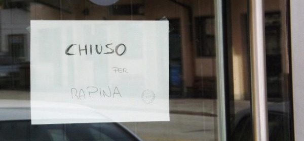 Rapina a Montesilvano