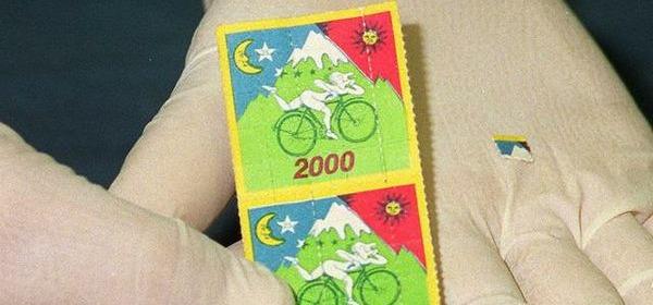 Francobolli LSD