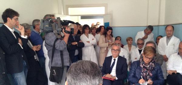 Luciano D'Alfonso Patto della Salute