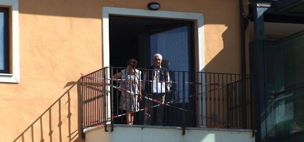 Sequestro balconi