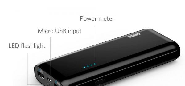 Batteria per Smartphone e Tablet Anker. Fino a 7 cariche complete per  iPhone 6 7c6030008bf7