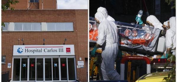 Ebola Madrid
