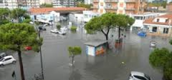 allagamento Pescara