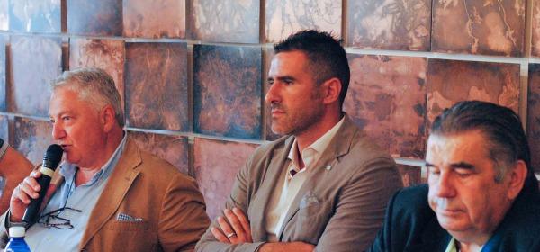 Cristiano Lucarelli (foto concessa da www.pistoiasport.com)