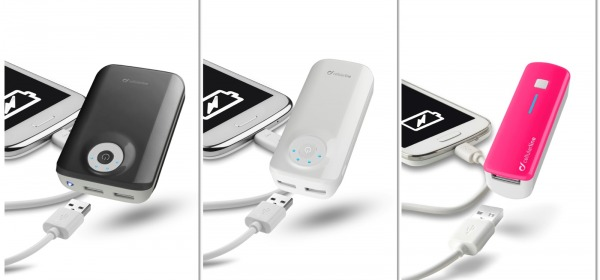 Cellularline FREEPOWER e POCKET CHARGER SMART
