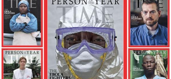 Time - Personaggio dell'anno 2014