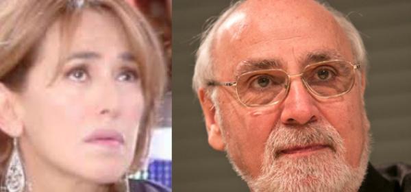 Enzo Iacopino e Barbara D'Urso