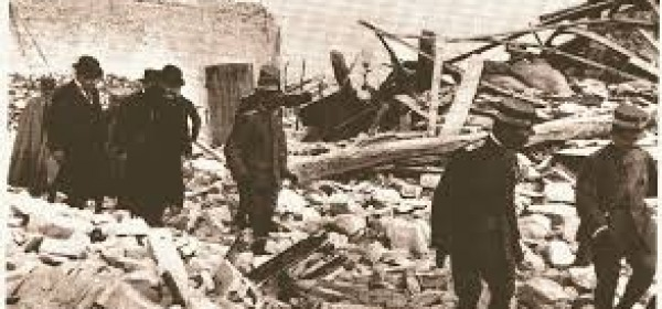 immagini terremoto marsica