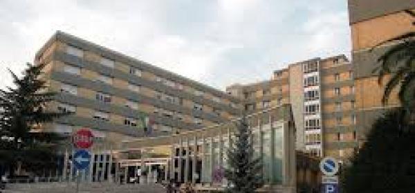 L'ospedale di Teramo, sede della Asl