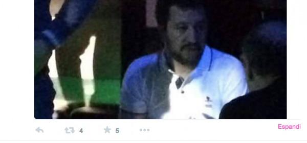 Matteo Salvini Popstarz gay