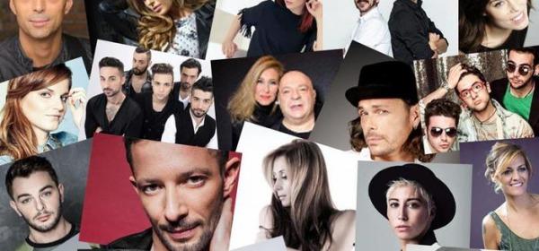 Sanremo 2015 - i 20 BIG