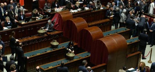 Camera votazione Capo di Stato