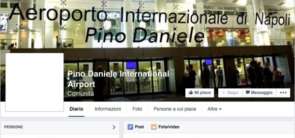 Pino Daniele International Airport