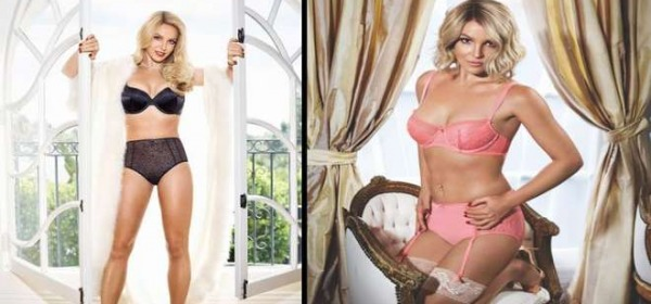 55be00edd1554a Britney Spears Pizzi, Trasparenze e Tantissimo Photoshop!