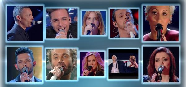 Sanremo 2015, i cantanti della prima serata