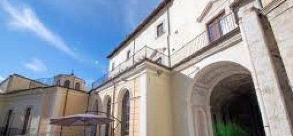 la casa di riposo di palazzo Mazara di Sulmona