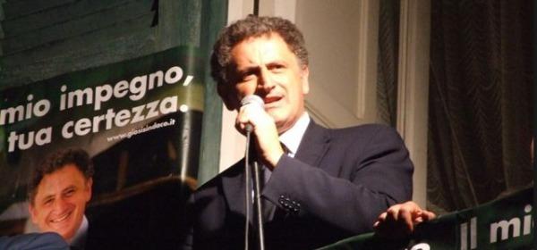Giuseppe Ferrandino, Sindaco di Ischia