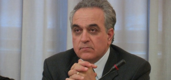 Enio Mastrangioli, ex capogruppo Pd alla Provincia dell'Aquila