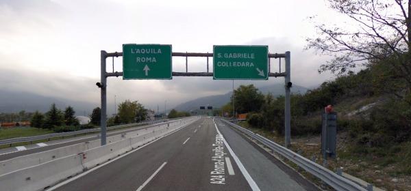 svincolo di San Gabriele/Colledara
