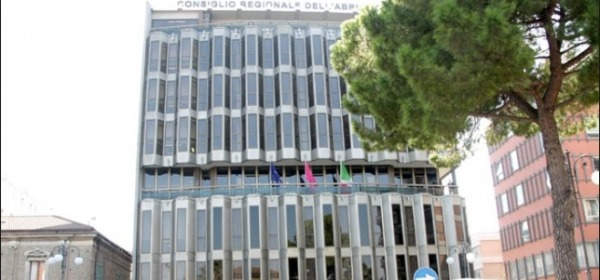 Consiglio regionale Pescara