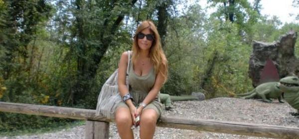 Selvaggia Lucarelli, vacanze in bikini