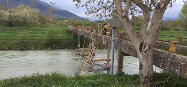 Ponte Zugaro-foto ansa