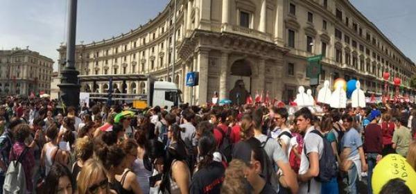 manifestazione Abruzzo