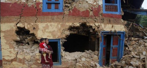 Terremoto in Nepal: nuova scossa di magnitudo 7,4