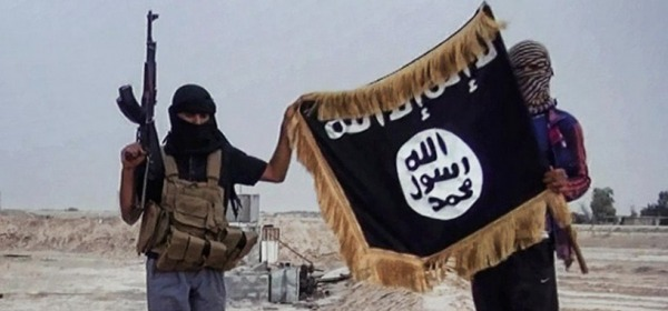 I miliziani dell'Isis