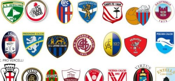 Squadre serie B anno 2014/15