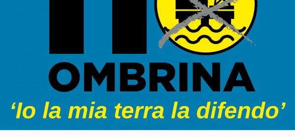 volantino manifestazione No Ombrina