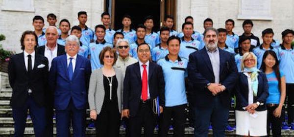 nazionale under 19 vietnam-antonio razzi