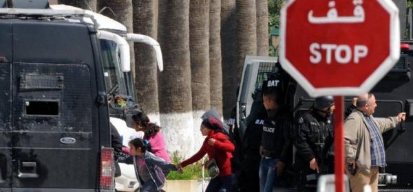 Terrore a Tunisi