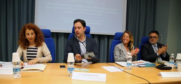 """Camillo D'Alessandro riunione """"Easea-way"""""""