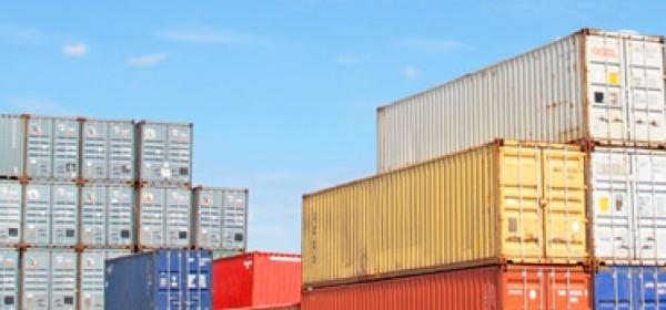 container per esportazione