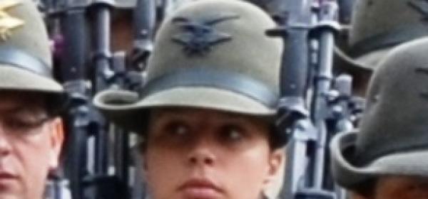 Caporal maggiore Alessia Chiaro