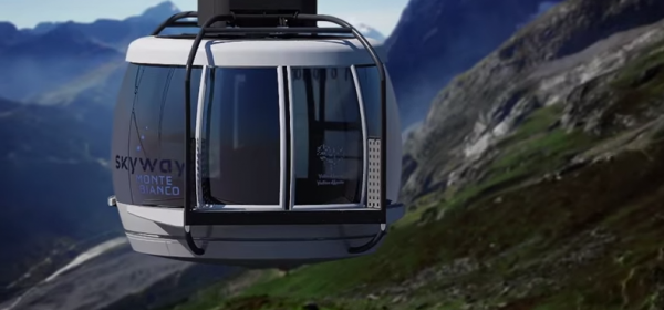 I nuovi impianti del Monte Bianco
