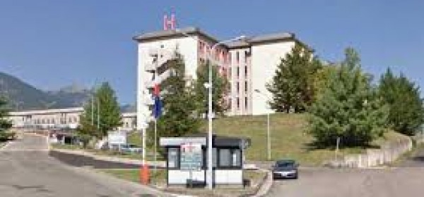 L'ospedale di Sora